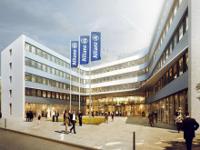 Allianz Campus, Berlin Visualisierung