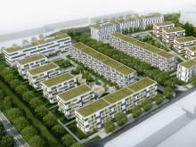 """ZÜBLIN erhält € 85 Mio.-Auftrag für die """"Sonnenhöfe im Sternenviertel"""""""