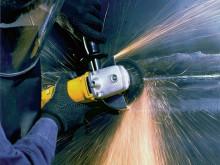 Ny lamellrondell med nedslitningsbar stödplatta ger effektivare slipning