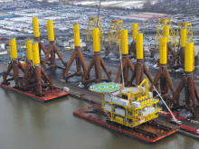 Offshore Terminal, Bremerhaven
