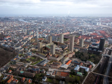 Rendering of the planned Carlsberg Byen neighbourhood