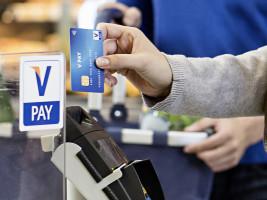 Visa und V PAY Karteninhaber tätigten im vergangenen Jahr über 1 Milliarde Zahlungen mit Kontaktloskarten