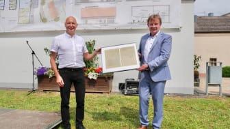 100 Jahre im Zeichen der Partnerschaft - Hofstetten seit 1921 an Stromnetz angeschlossen