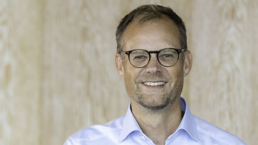Anders Fredriksson, CEO, Löfbergs