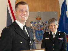 Officers and public awarded commendations