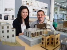 Northumbria Interior Architecture student named 'Interiorist of the Year' in London