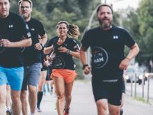 Gute Stimmung unter den Läufern ist auch am 01. Juli in Köln garantiert.