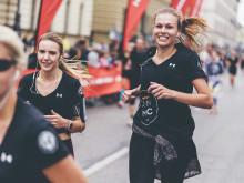 Die strahlenden Gesichter der Läuferinnen und Läufer bestätigten den vollen Erfolg des neuen Konzepts des Events.