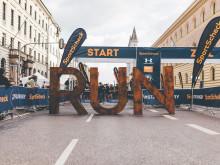 Der SportScheck RUN feierte in München dieses Jahr 40-jähriges Jubiläum.