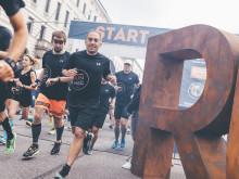 16.500 Läuferinnen und Läufer gingen beim Jubiläums-RUN am 24. Juni an den Start.