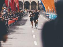 Die Läufer gaben beim SportScheck RUN in München alles.