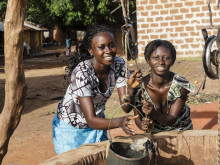 Environmental Health students visit Uganda to support local communities