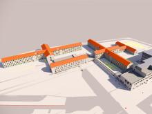 ZÜBLIN und BAM Deutschland realisieren in ARGE den Neubau der JVA Willich I