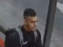 Still image of man police wish to trace