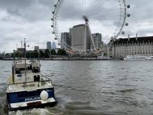 Met's Marine Policing Unit warns of dangers of entering River Thames