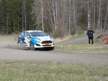Ford EcoBoost-teamet redo för South Swedish Rally