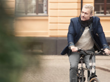 Cycling to work can reduce sick days  and increase performance