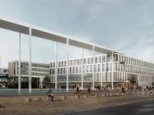 Union Investment und ZÜBLIN feiern Richtfest zur Erweiterung des StadtQuartiers Riem Arcaden