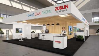 Die Ed. Züblin AG ist auf dem ersten digitalen Deutschen Bautechnik-Tag als Ausstellerin mit einem virtuellen Stand unter dem Motto SMART. LEAN. GREEN. vertreten.