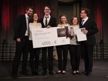 "Ensemble ""Encore"" gewinnt den ZÜBLIN-Kulturpreis 2017"