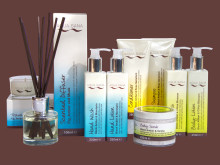 Aqua Sana Spa launch new own brand product range