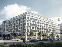 Grundsteinlegung: European Student Housing Fund und ZÜBLIN errichten das Alexanderquartier in Berlin