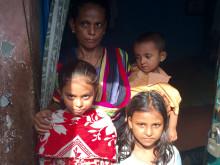 Nu har 450 personer mellan 45 år ned till 6 månader vaccinerats i vår studie i Bangladesh