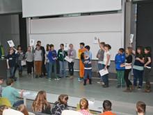 """""""10. Tag der Naturwissenschaften"""" für Schülerinnen und Schüler der 6. Klassen am 16. Februar 2016 an der Technischen Hochschule Wildau"""
