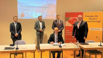 Freyung: Regionale Energiewende-Beteiligung geht an den Start