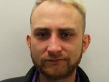 Patryk Hrymak custody image