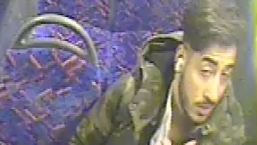 Police would like to identify the man pictured
