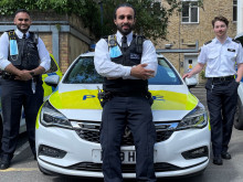 Roads and Transport Policing officers save man's life