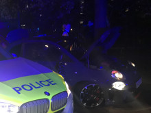 Man arrested after stolen car stopped, W2