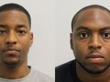 Two men jailed for series of armed robberies
