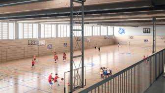 ZÜBLIN, Munich International School