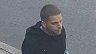 [Police would like to identify the man pictured]