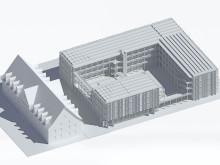 ZÜBLIN Timber errichtet Wohnheim Collegium Academicum in Heidelberg