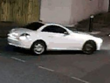 Car sought re Haringey shooting
