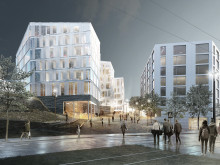 Nytt universitetsbygg setter Bergen på innovasjonskartet