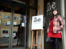 She's a-live. Northumbria and Live Theatre announce new joint Writer in Residence