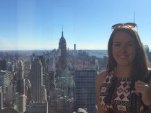 Northumbria student returns from once in a lifetime opportunity at New York law clinic