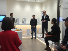 Sweden's Bluewater™ Water Purifying Company Launches First Asian Flagship Store Opening In Beijing
