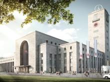 ZÜBLIN realisiert Rohbauarbeiten im historischen Bahnhofsgebäude in Stuttgart