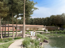 Artist's impression of Aqua Sana Spa