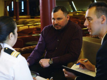 Fred. Olsen Cruise Lines invests in staff through training partnership with The Institute of Leadership and Management