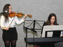 Zweifacher musikalischer Jahresausklang an der Technischen Hochschule Wildau am 11. und 14. Dezember 2015