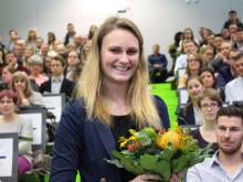 Ministerpräsident Woidke verabschiedete die Absolventinnen und Absolventen des Akademischen Jahres 2015/2016
