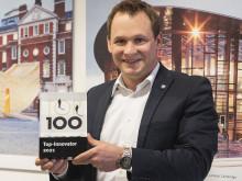 Award-winning innovative strength: ZÜBLIN Timber wins Top 100 innovation award