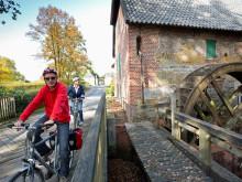 Am Schloss Gartrop ©Römer-Lippe-Route