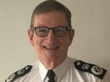 Assistant Commissioner Mark Simmons announces retirement